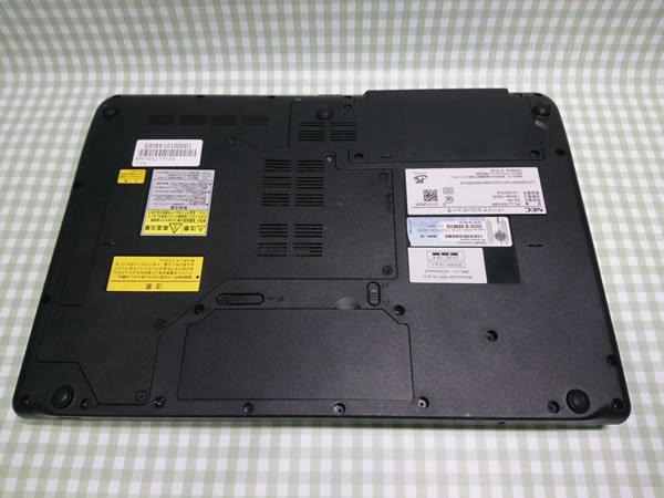 超高速 Core i7 【新品】360G SSD【超快速仕様☆Windows10】NEC LL750/F PC-LL750FS6R メモリ8G BD-RE Office 高音質YAMAHA音源 1円~_画像6