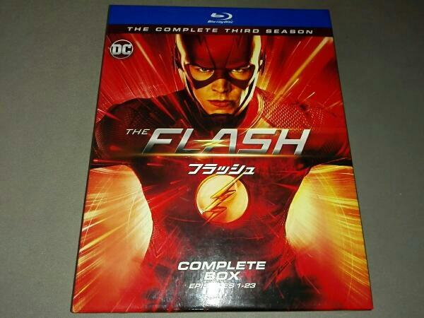 THE FLASH/フラッシュ<サード・シーズン>コンプリート・ボックス(Blu-ray Disc)_画像1