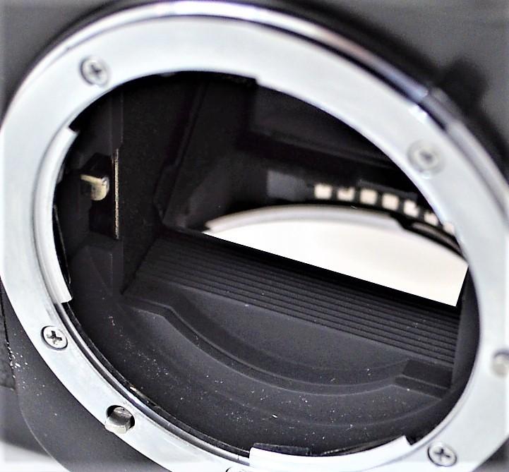4★ ニコン Nikon F100 レンズ Nikon AF NIKKOR 28-105mm 1:3.5-4.5 D レンズフィルター Kenko 前部レンズキャップ ストラップ付き_画像3