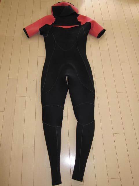 マキシム ウエット スーツ 中古 美品 メンズ 男性 L シーガル 日本製 ノンジップ ウエットスーツ maxim wet_画像7