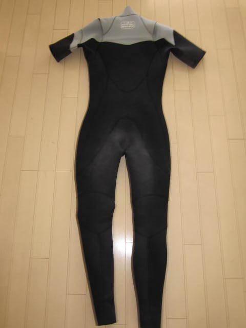 マキシム ウエット スーツ 中古 美品 メンズ 男性 L シーガル 日本製 ノンジップ ウエットスーツ maxim wet_画像2