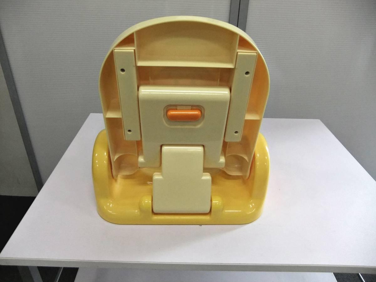 ピノチオ アンパンマンコンパクトおふろチェア 幼児 椅子 いす イス お風呂 オフロ おフロ アンパンマン トイ_画像5