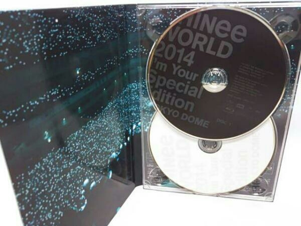 SHINee WORLD 2014~I'm Your Boy~Special Edition in TOKYO DOME(初回限定版)(Blu-ray Disc)_画像5