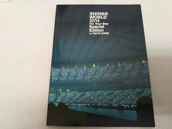 SHINee WORLD 2014~I'm Your Boy~Special Edition in TOKYO DOME(初回限定版)(Blu-ray Disc)_画像6