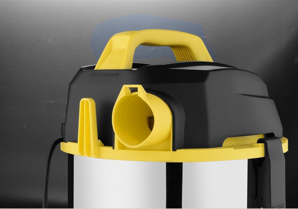 【限定1台】最新 業務用 家庭用 掃除機 大容量 20L 30L ノズルセット付 掃除 そうじ 清潔 アルミ スチーム バキュームクリーナー_画像5