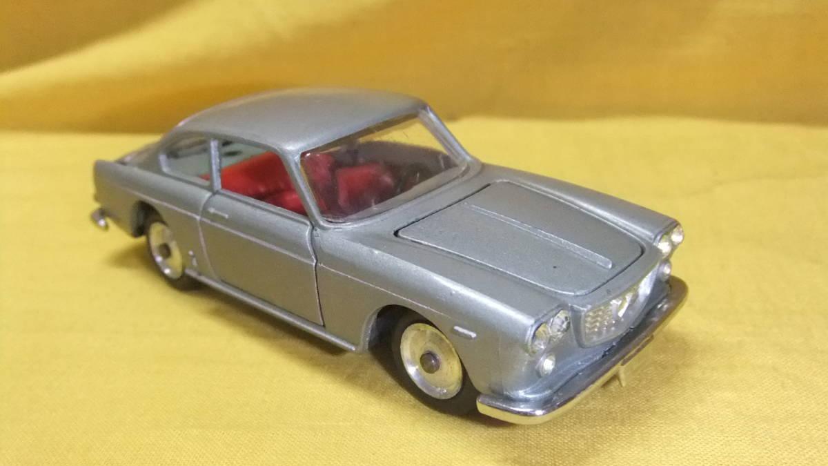 """美品 【外箱/カタログ/スキーセット付】 イタリア製・MERCURY No.32 Lancia Flavia Coupe・1962年製【""""MERCURY"""" 商標マーク刻印】 _画像2"""