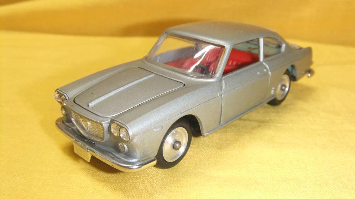 """美品 【外箱/カタログ/スキーセット付】 イタリア製・MERCURY No.32 Lancia Flavia Coupe・1962年製【""""MERCURY"""" 商標マーク刻印】 _画像3"""
