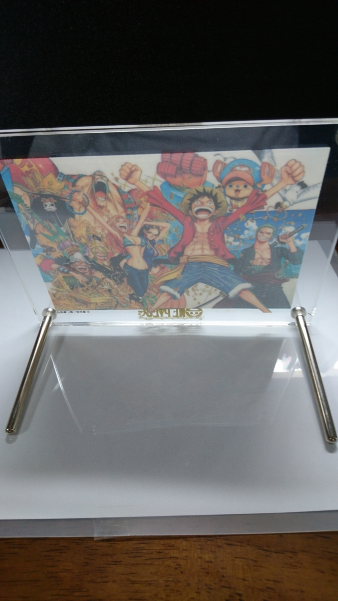 ONE PIECE 当選品 ガラスケース入り _画像3