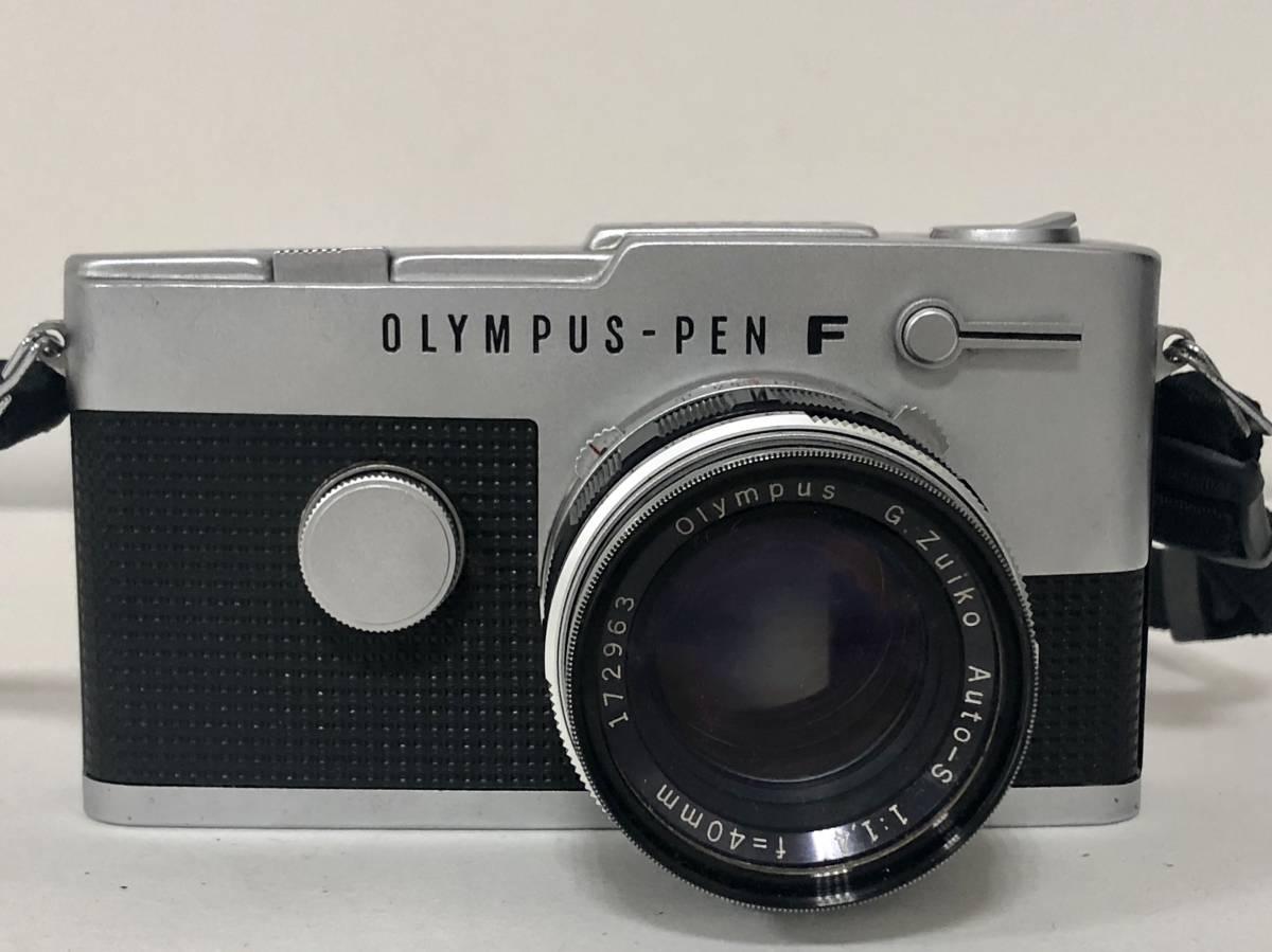 OLYMPUS/オリンパス PEN-FT 一眼レフ 40mm F1.4■4495_画像3