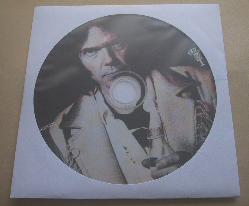 Neil Young + Crazy Horse / Down By The River - Live In New Orleans 1994 CD ニールヤング_画像3