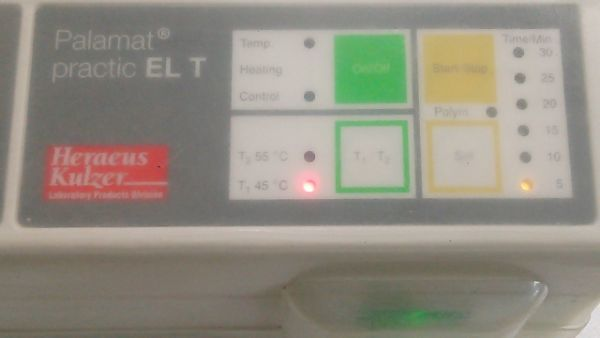 ヘレウス クルツァー パラマートプラクティックELT & パラジェット 専用フラスコ2種各1個付 歯科技工 動作良好_画像3