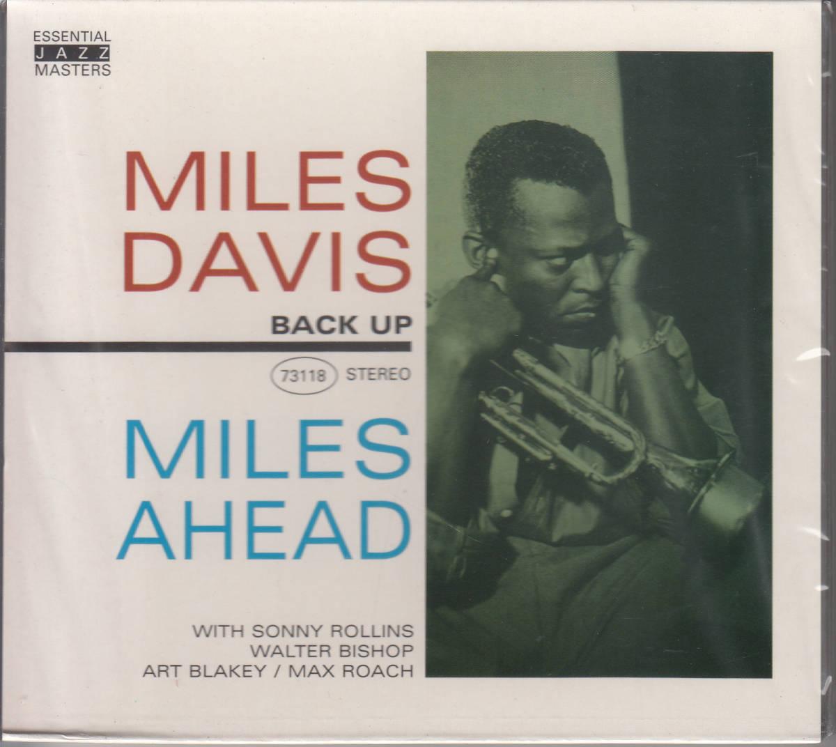 【新品・即決CD】マイルス・デイヴィス/マイルス・アヘッド 全13曲_画像1