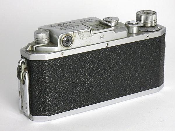 ☆キヤノン 4Sb 型 50mm/1.8 付、EP表記 /難有・現状_画像2