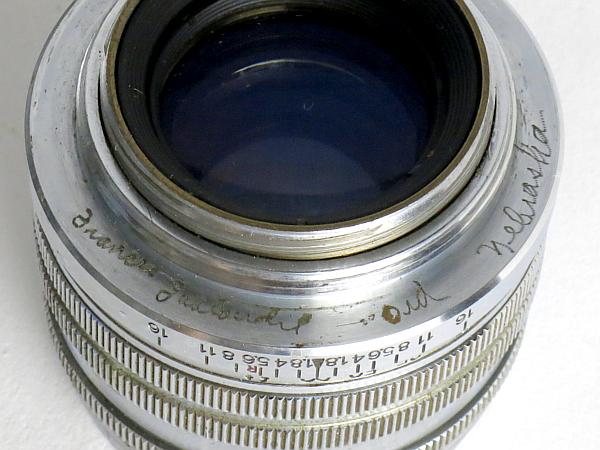 ☆キヤノン 4Sb 型 50mm/1.8 付、EP表記 /難有・現状_画像8