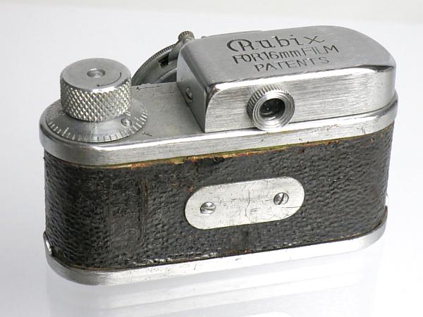 ☆ルビックス16 後期型 クローム、MIOJ /国産・豆カメラ_画像2