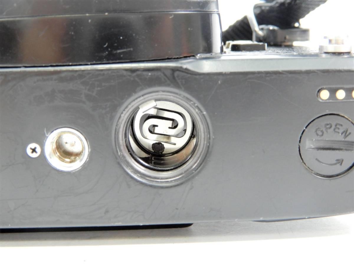 PENTAX ペンタックス LX ファインダー FB-1 アイピース FC-1 ストラップ 取扱説明書 キャップ 付き シャッター確認済み カメラ ボディ_画像9