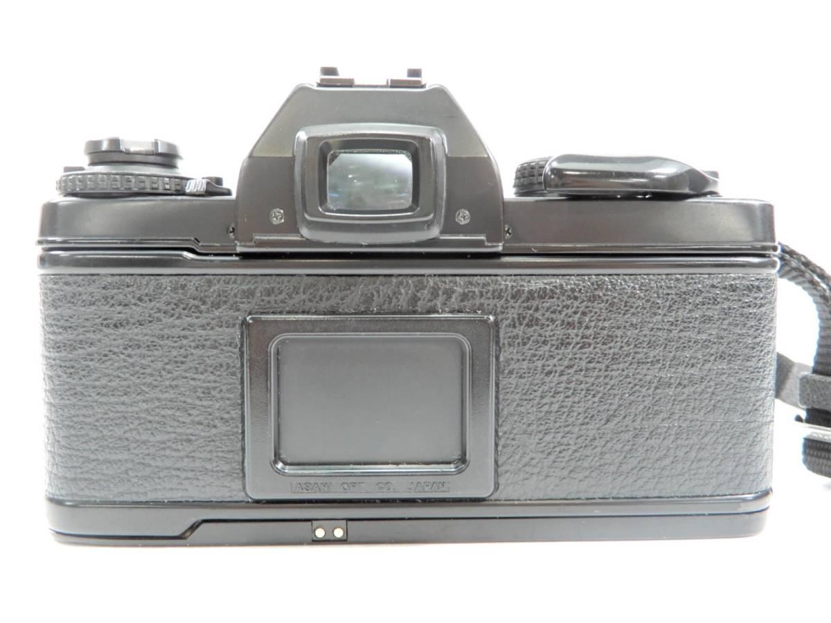 PENTAX ペンタックス LX ファインダー FB-1 アイピース FC-1 ストラップ 取扱説明書 キャップ 付き シャッター確認済み カメラ ボディ_画像5