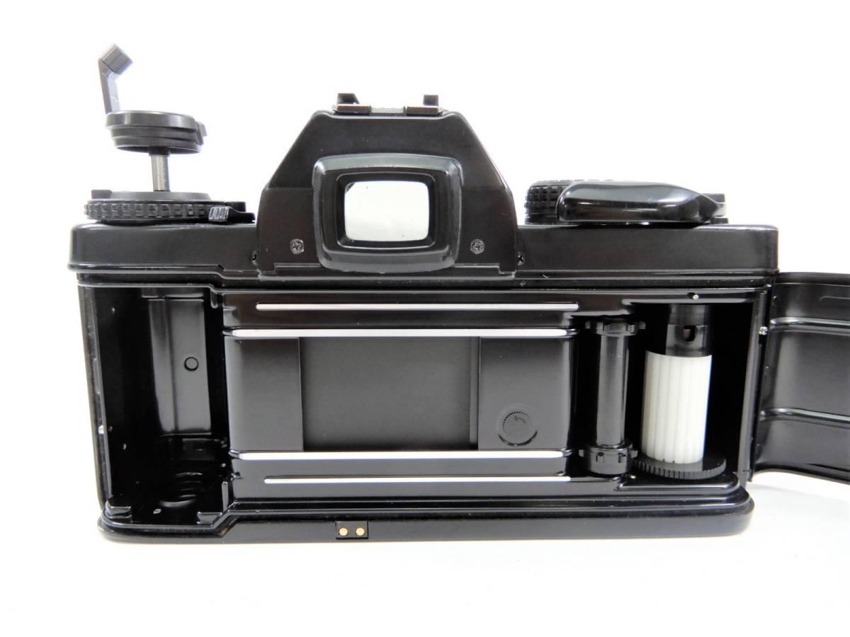 PENTAX ペンタックス LX ファインダー FB-1 アイピース FC-1 ストラップ 取扱説明書 キャップ 付き シャッター確認済み カメラ ボディ_画像6