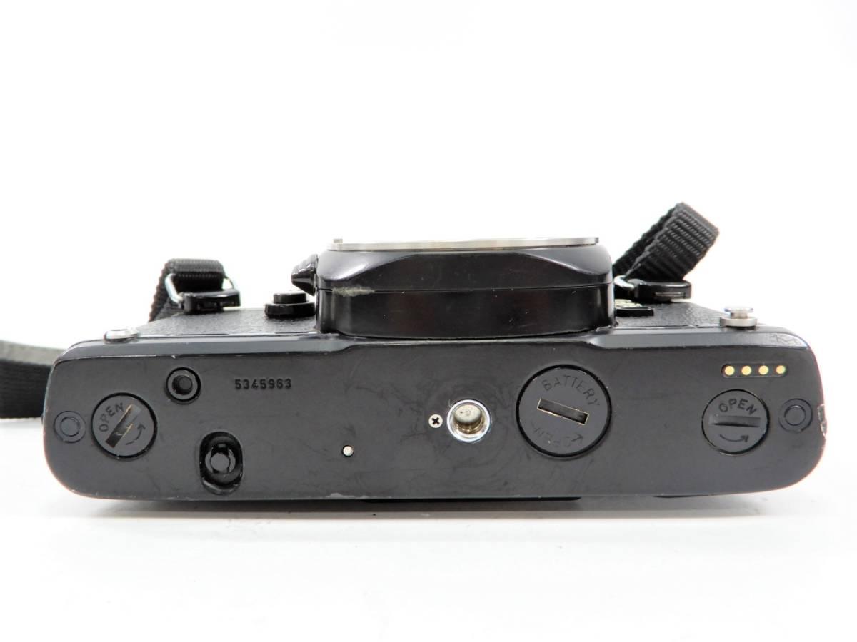 PENTAX ペンタックス LX ファインダー FB-1 アイピース FC-1 ストラップ 取扱説明書 キャップ 付き シャッター確認済み カメラ ボディ_画像7