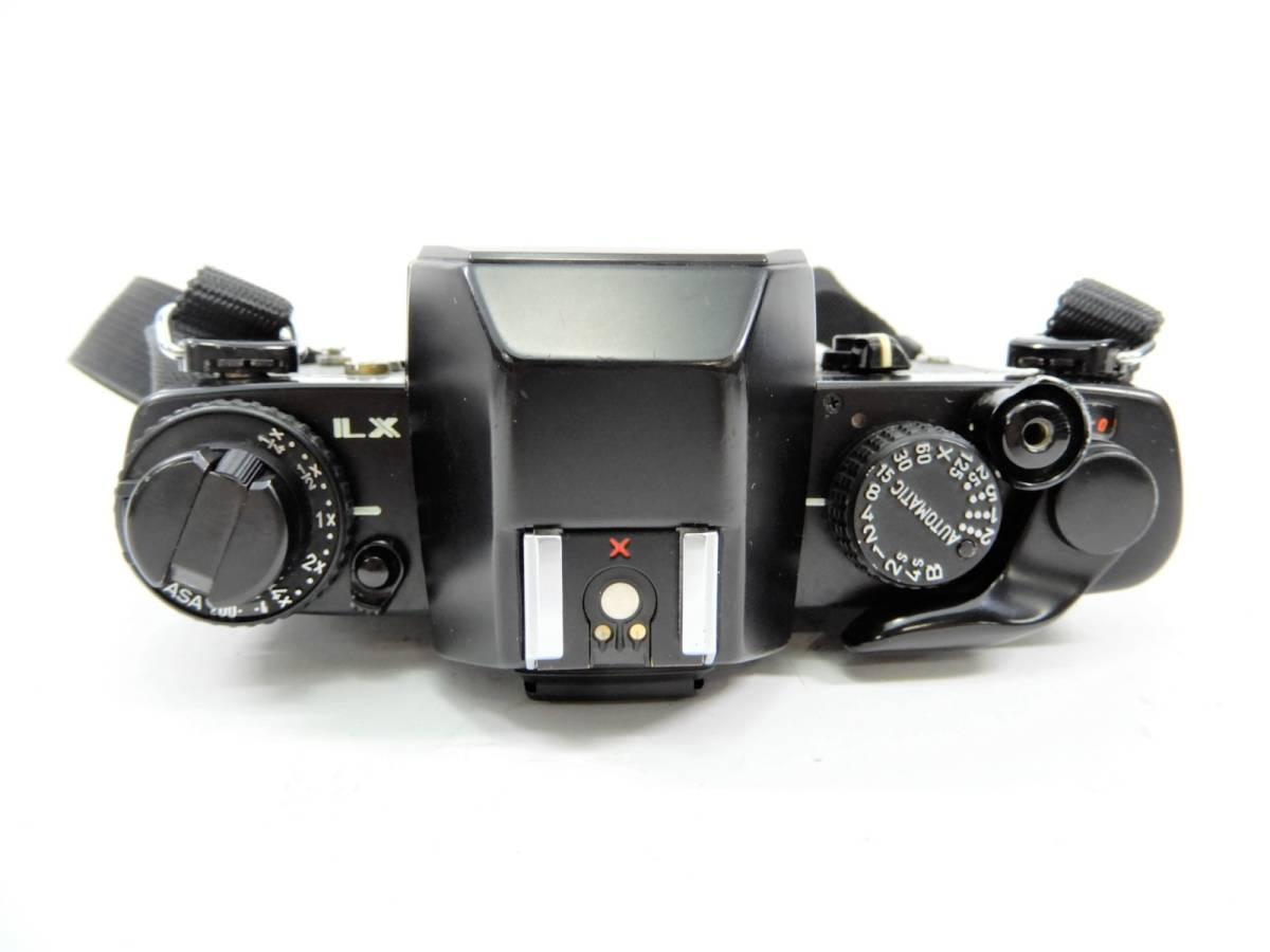 PENTAX ペンタックス LX ファインダー FB-1 アイピース FC-1 ストラップ 取扱説明書 キャップ 付き シャッター確認済み カメラ ボディ_画像4