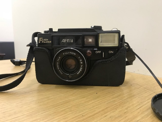★カメラまとめ★ Nikon F3 Zoom 1:3.5 minolta HI-MATIC Polaroid Pocket Canon EOS 10QD 300EZ FUJICA AF 1:2.8 フィルムカメラ ストロボ_画像8