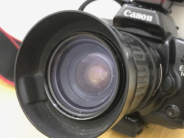 ★カメラまとめ★ Nikon F3 Zoom 1:3.5 minolta HI-MATIC Polaroid Pocket Canon EOS 10QD 300EZ FUJICA AF 1:2.8 フィルムカメラ ストロボ_画像7