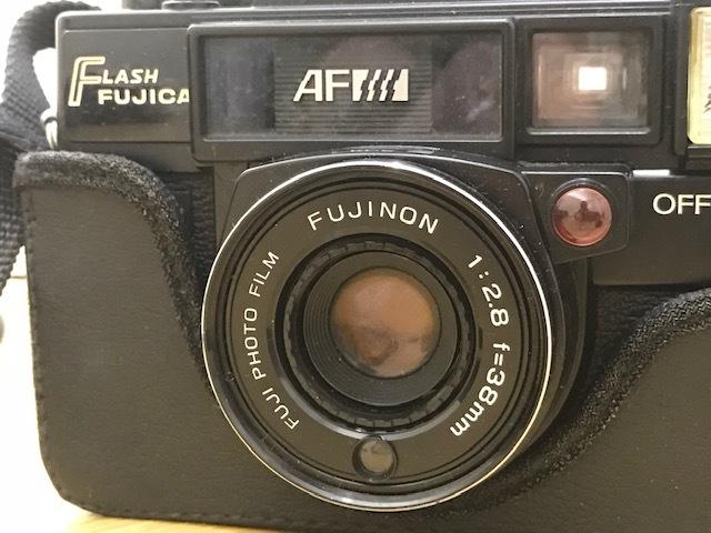 ★カメラまとめ★ Nikon F3 Zoom 1:3.5 minolta HI-MATIC Polaroid Pocket Canon EOS 10QD 300EZ FUJICA AF 1:2.8 フィルムカメラ ストロボ_画像9