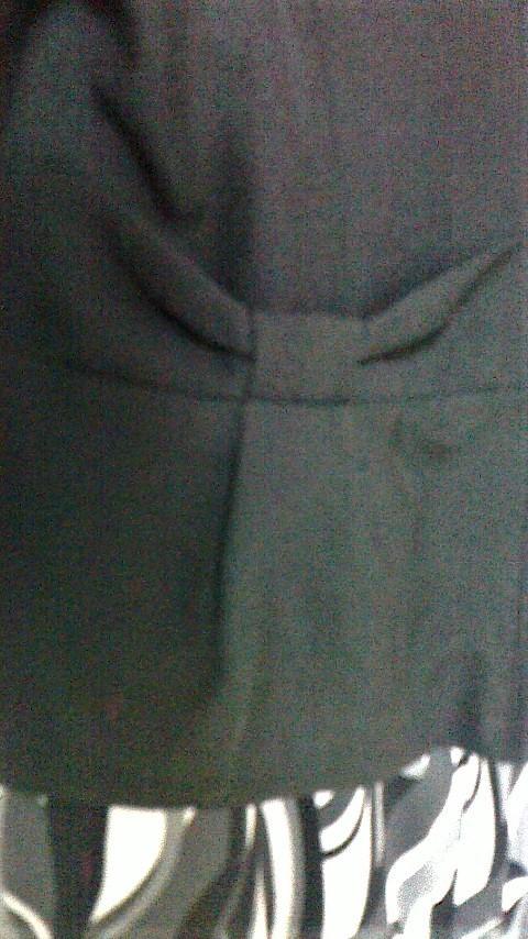 素敵なジャケット付きワンピース 未使用 大きいサイズ_画像4