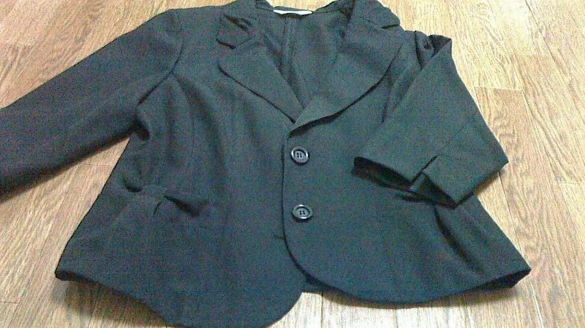 素敵なジャケット付きワンピース 未使用 大きいサイズ_画像5