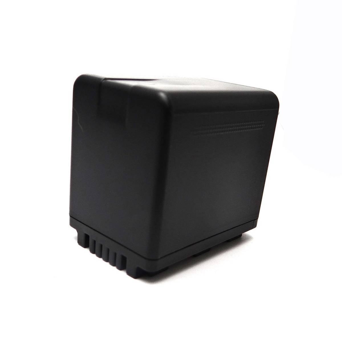 Panasonicパナソニック VW-VBK360-K互換バッテリーと互換デュアルUSBチャージャーHC-V700M/HC-V600M/HC-V300M/HC-V100M/HDC-TM90_画像3