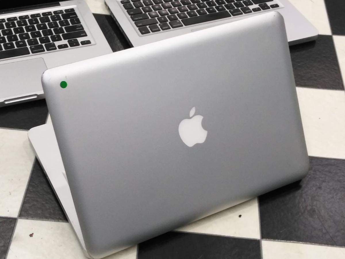【5台セット】MacBookPro 13inch mid2012 i5-2.5GHz 4GB/500GB OSインストール済み_画像3