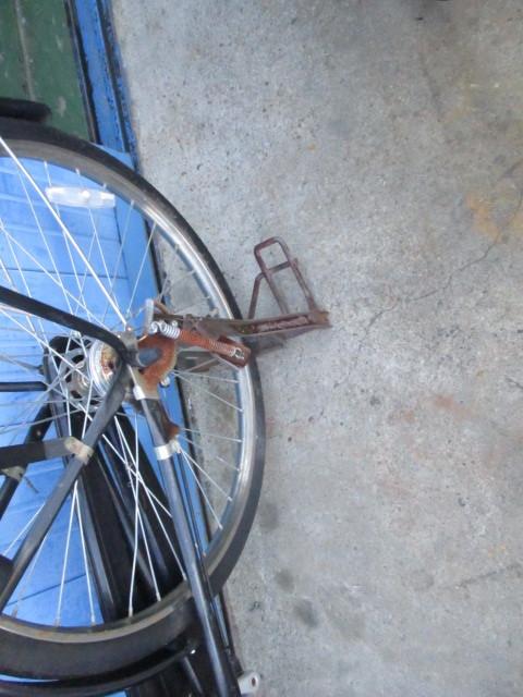 26インチ 実用車 B-RG61B パナソニック レギュラー 業務用 自転車 ☆直接引き取り大歓迎_画像5