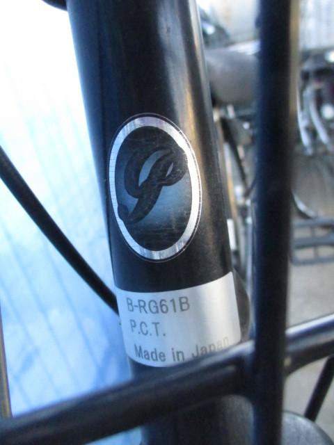 26インチ 実用車 B-RG61B パナソニック レギュラー 業務用 自転車 ☆直接引き取り大歓迎_画像6