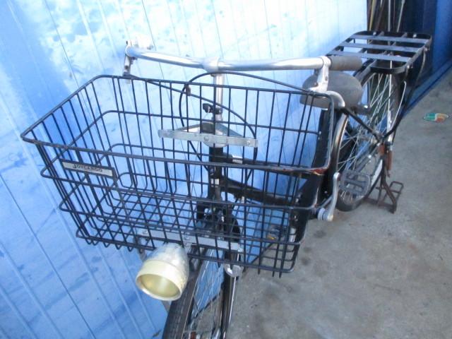 26インチ 実用車 B-RG61B パナソニック レギュラー 業務用 自転車 ☆直接引き取り大歓迎_画像2