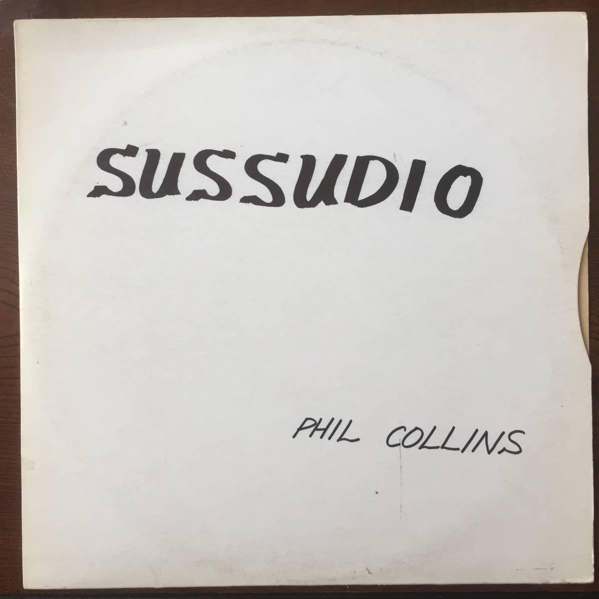 【送料無料】181002〇LP 12 Phil Collins - Sussudio THE MAN WITH THE HORN / フィルコリンズ / Atlantic - 0-86895 / 1985年 ユーロ POP_画像1