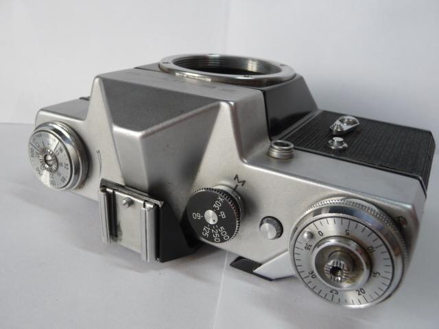 極上の一眼レフゼニット Zenit-B #708B_画像5