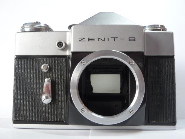 極上の一眼レフゼニット Zenit-B #708B_画像3