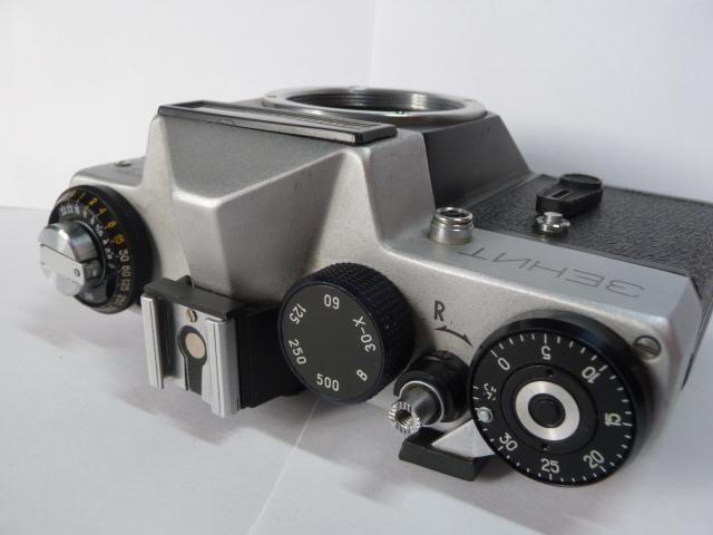 極上の一眼レフゼニット Zenit-ET #710B_画像5