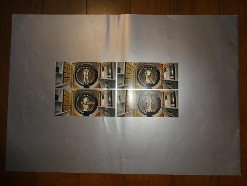 映画パンフレット「2001年宇宙の旅」初版と再映版_画像5