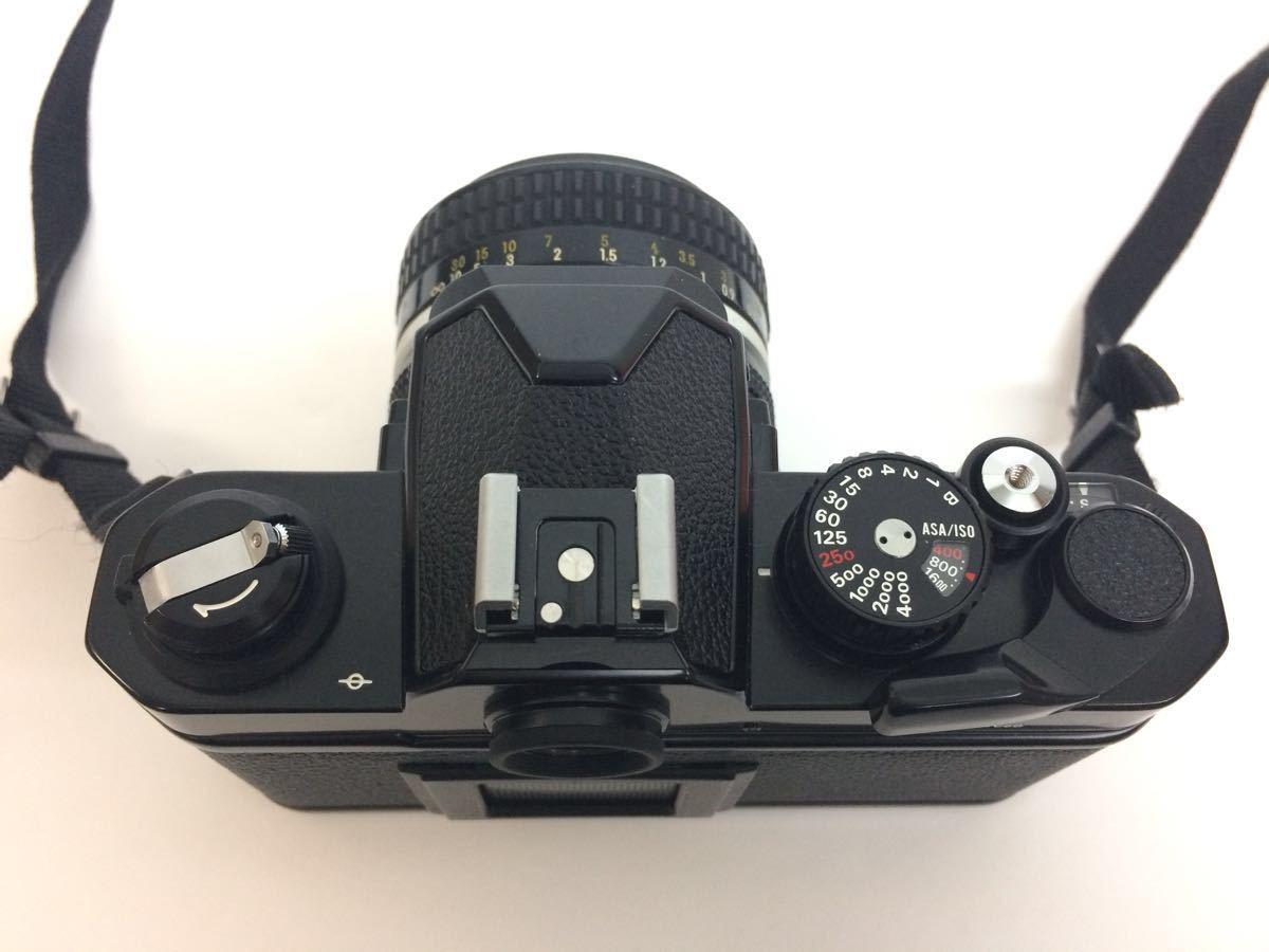 カメラ NIKON (ニコン) FM2 レンズ NIKKOR 50mm 1:1.4 / AF 70-210mm 1:4-5.6 ケース付き reref-d 1017_画像3