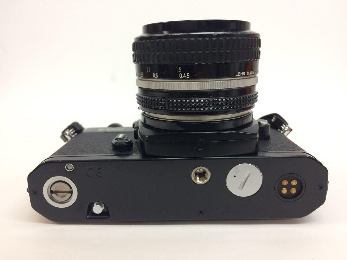 カメラ NIKON (ニコン) FM2 レンズ NIKKOR 50mm 1:1.4 / AF 70-210mm 1:4-5.6 ケース付き reref-d 1017_画像4