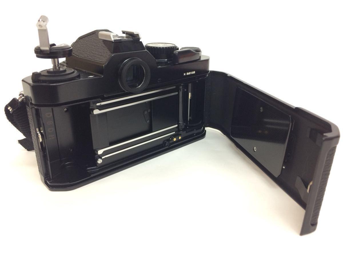 カメラ NIKON (ニコン) FM2 レンズ NIKKOR 50mm 1:1.4 / AF 70-210mm 1:4-5.6 ケース付き reref-d 1017_画像6