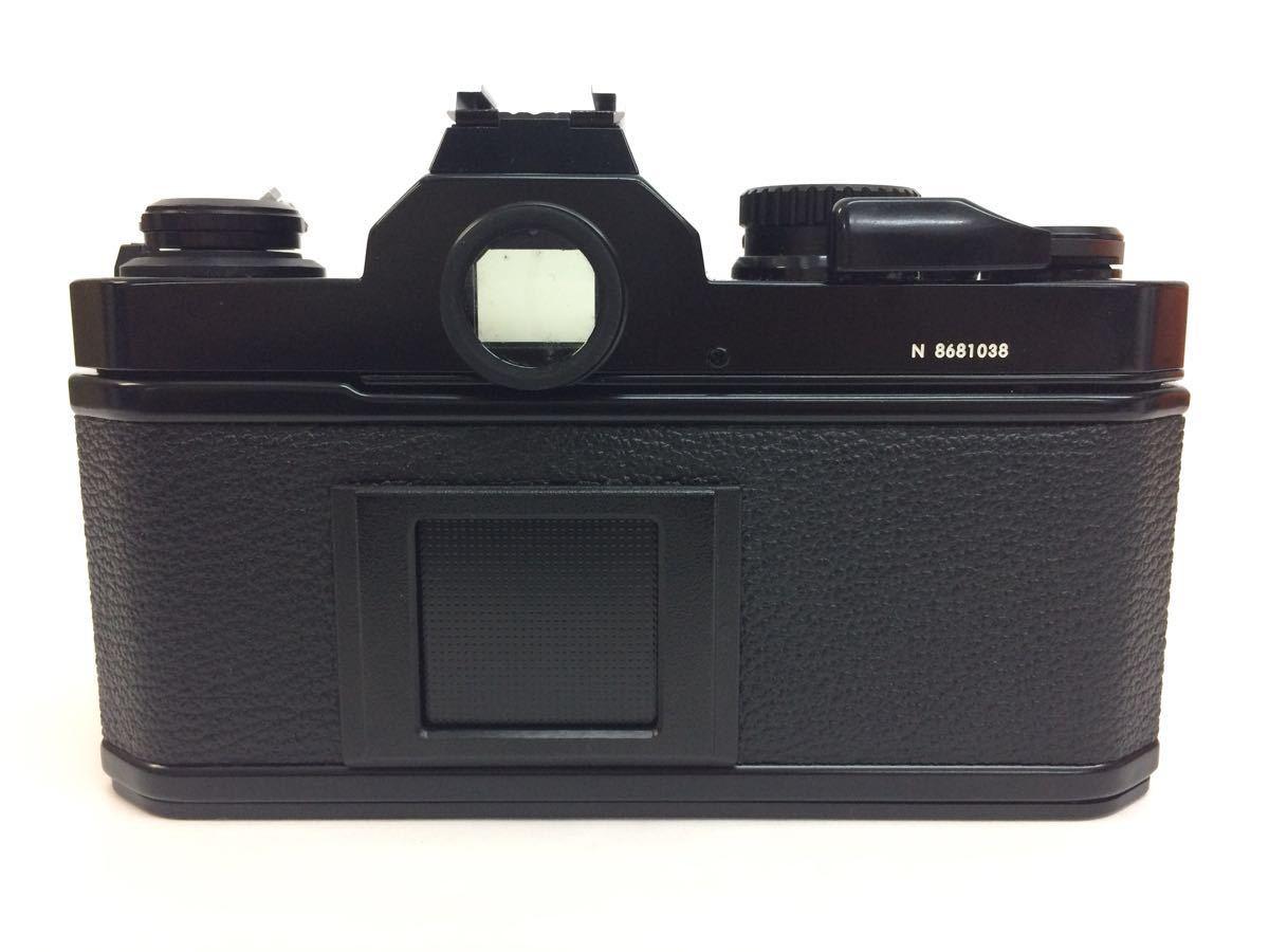 カメラ NIKON (ニコン) FM2 レンズ NIKKOR 50mm 1:1.4 / AF 70-210mm 1:4-5.6 ケース付き reref-d 1017_画像5