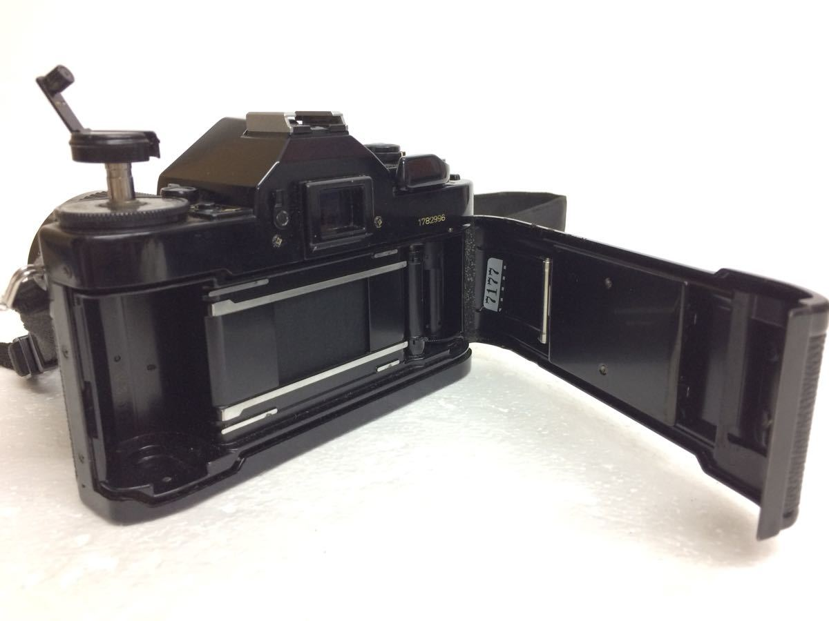 カメラ Canon (キャノン) A-1 レンズ ZOOM FD 35-70mm/50mm TAMRON 90mm テレプラス MC7 reref-d 1022_画像5