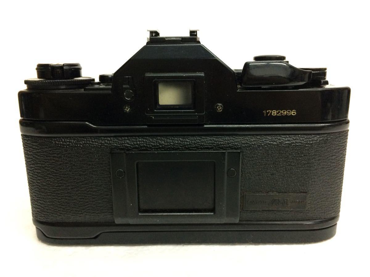 カメラ Canon (キャノン) A-1 レンズ ZOOM FD 35-70mm/50mm TAMRON 90mm テレプラス MC7 reref-d 1022_画像4