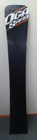 オガサカ アーマーS160cm中古_画像6