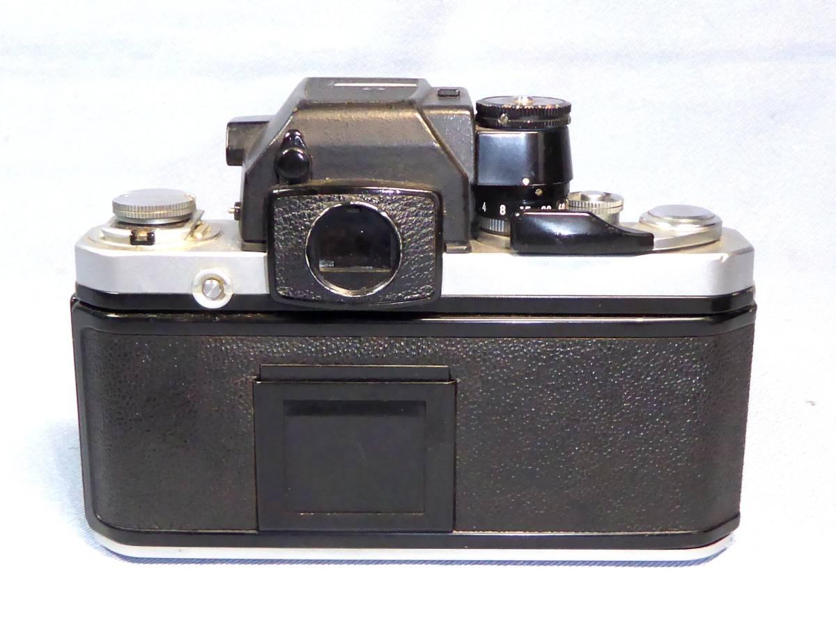 ★  綺麗  メーターOK   ★  NIKON    F 2   +  フォトミック  AS   +    NIKKOR-H  Auto   28mm/F3.5_画像5