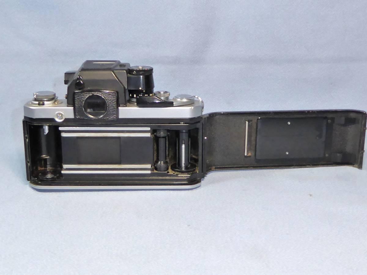 ★  綺麗  メーターOK   ★  NIKON    F 2   +  フォトミック  AS   +    NIKKOR-H  Auto   28mm/F3.5_画像7