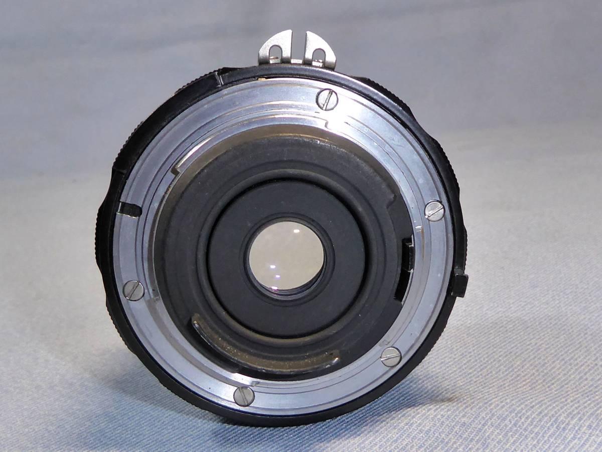 ★  綺麗  メーターOK   ★  NIKON    F 2   +  フォトミック  AS   +    NIKKOR-H  Auto   28mm/F3.5_画像10