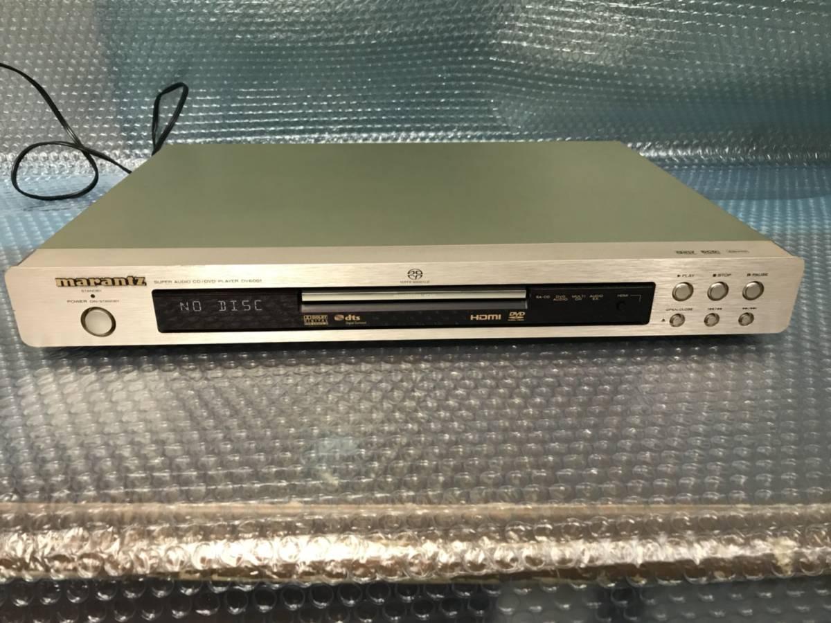 marantz DV6001 CD/DVD player Marantz : Real Yahoo auction